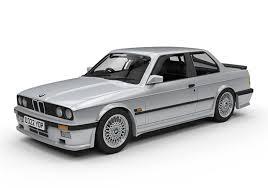 bmw e30 model car bmw e30 325i sport m tech 1 diecast model car by corgi va13400