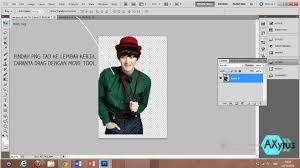 membuat garis 3d di photoshop tutorial membuat garis tepi pada objek menggunakan photoshop axyrus
