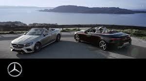 the new e class cabriolet u2013 trailer u2013 mercedes benz original youtube