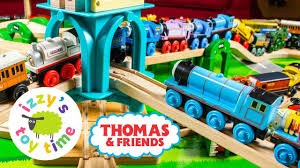 Thomas Train Huge Train Collection Thomas Friends Wooden