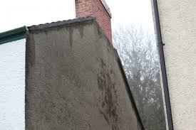 Bedroom Wall Wet Damp From Chimney Evidence In Loft And On External Wall Diynot