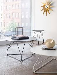 Wire Coffee Table Polygon Wire Table Large Herman Miller