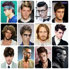 image gallery haircut names for men