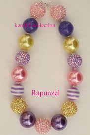 chunky bead necklace images 112 best bisuteria para ni as images necklaces for jpg