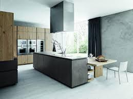 caulaincourt cuisine éco ciment foncé chêne à noeuds cesar apartment