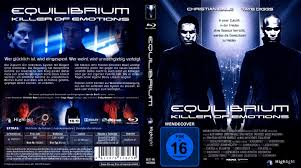 equilibrium blu ray covers 2002 r2 german