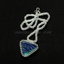 Glass Pendant Jewelry