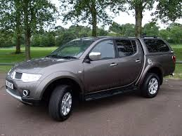 mitsubishi barbarian used 2013 mitsubishi l200 di d 4x4 barbarian lb dcb for sale in