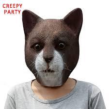 online get cheap animal halloween mask aliexpress com alibaba group