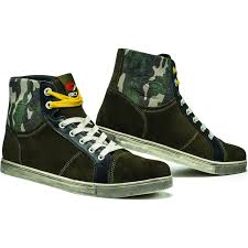 casual motorcycle shoes sidi insider leather motorcycle boots urban street casual bike