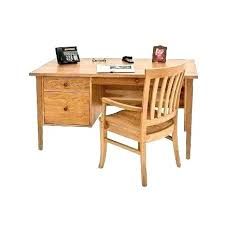 Small Wood Computer Desk With Drawers Small Wooden Computer Desk Interque Co