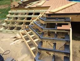 2 Step Stair Stringer by How To Cut Stringers On 45 Degree Corner Framing Contractor Talk