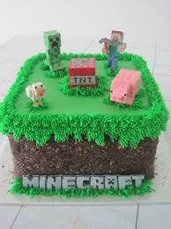 minecraft dump truck minecraft grass block birthday cake for my nephew oreo and teddy