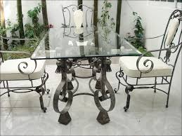 Wrought Iron Patio Dining Set - beautiful wrought iron dining room set images rugoingmyway us