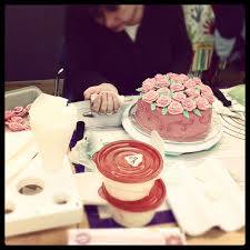 zaharis cake decorating classes take the cake