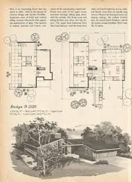 Vintage Home Design Plans Vintage House Plan Plans 1960s Spanish Style And Home Design Mid