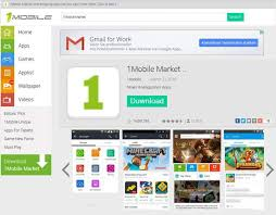 mobile market apk 1mobile market freeware de
