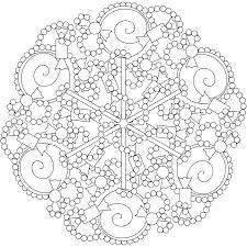 mandala coloring pages coloringsuite com