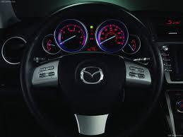 Mazda 6 2004 Interior Mazda 6 Us Spec 2009 Pictures Information U0026 Specs