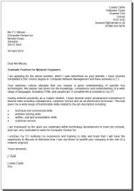 resume cover letter cover letter for fresh graduate in