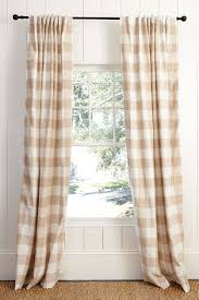 How To Make Curtains Hang Straight What U0027s The Best Way To Hang Your Drapery How To Decorate