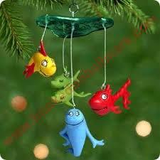 2000 dr seuss 2 one fish two fish fish blue fish hallmark