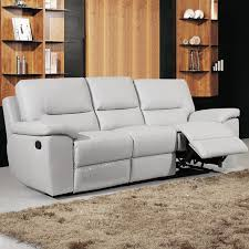 White Leather Recliner Sofa Beautiful Living Rooms Grey Leather Reclining Sofa Set Helkk