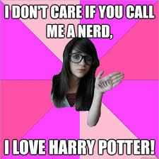 Meme Girls - best of the idiot nerd girl meme smosh