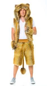 lion costume lion costume men s lion vest lion vest vest men s
