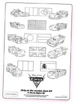 disney cars 2 coloring pages kids adults mater cars 2