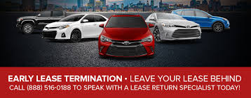 toyota lease phone number early lease termination toyota dealership near torrington ct