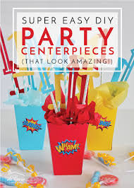 party centerpieces easy diy party centerpieces that look amazing the homes i