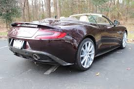used aston martin for sale 2014 aston martin vanquish volante stock 4k00981 for sale near