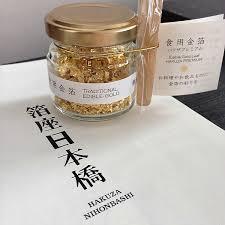 where to buy edible gold leaf best of japan tour at nihonbashi coredo muromachi food sake tokyo