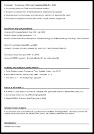 how to write a business resume interview skills how to write your resumecv personal details personal interests on resume how to write a graduate and student how to write a