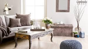 deko landhausstil wohnzimmer landhaus einrichtung deko kogbox