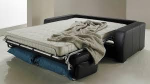 canapé convertible en cuir pas cher canapé lit rapido en cuir de vachette pas cher