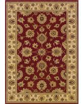 7 X 9 Wool Rug 7 U0027 X 9 U0027 Wool Modern Red Area Rugs Bhg Com Shop