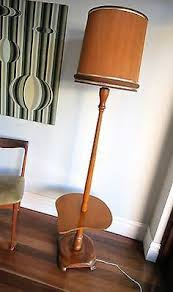 Retro Floor Lamps Vintage Floor Lamp Brass With Shade By Panchosporch On Etsy