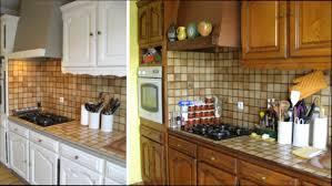 comment repeindre sa cuisine en bois repeindre sa cuisine en bois avantaprs euros pour relooker une