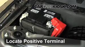 mustang battery how to jumpstart a 2010 2014 ford mustang 2013 ford mustang 3 7l