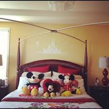 mickey mouse room at the tokyo disney ambassador hote cute