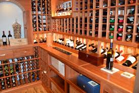 home wine cellar construction project in san francisco