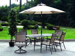 Patio Furniture Set With Umbrella Lowes Patio Dining Adca22 Org