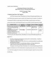 non profit proposal template best resumes