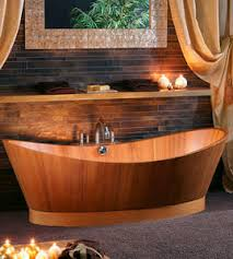 wooden bathtubs wooden bathtub all architecture and design manufacturers videos