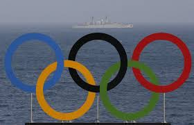 Olimpics Flag Russia Banned From 2018 Winter Olympics Over Doping Athletes Will