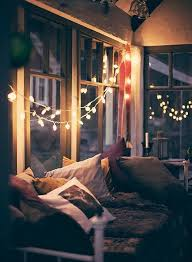 lovely nice string lights bedroom simple yet beautiful string