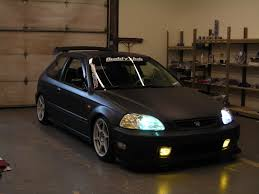 honda ricer wing why do most people heavily modded cheaper vehicles aka ricer