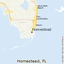 best places to live in homestead florida